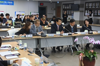 아산시, 국제안전도시 공인 승인 관련사진