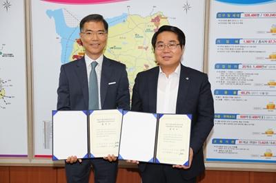 오세현 아산시장,'밝고 환한 도시'공약 순조롭게 이행중 관련사진