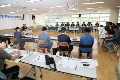[2018.10.11] 제70회 도민체육대회 평가분석회의