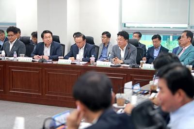 오세현 아산시장, 국회에서 중소기업 상생 협력방안 정책확대 건의  관련사진