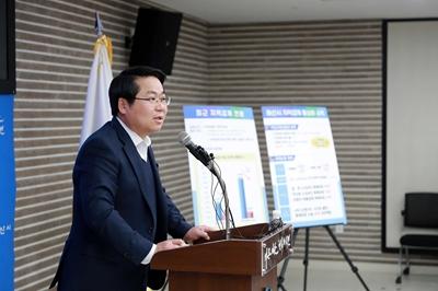 오세현 아산시장, 지역경제 살리기 초강수 둔다. 관련사진