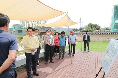 아산시, 둔포 신항리 근대문화마을 정비를 통한 문화유산 관광자원화 모색 관련사진