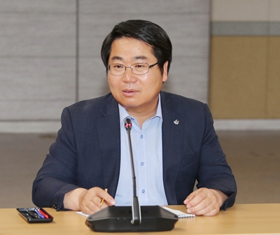 오세현 아산시장, 시의 존재 이유는'시민' 관련사진