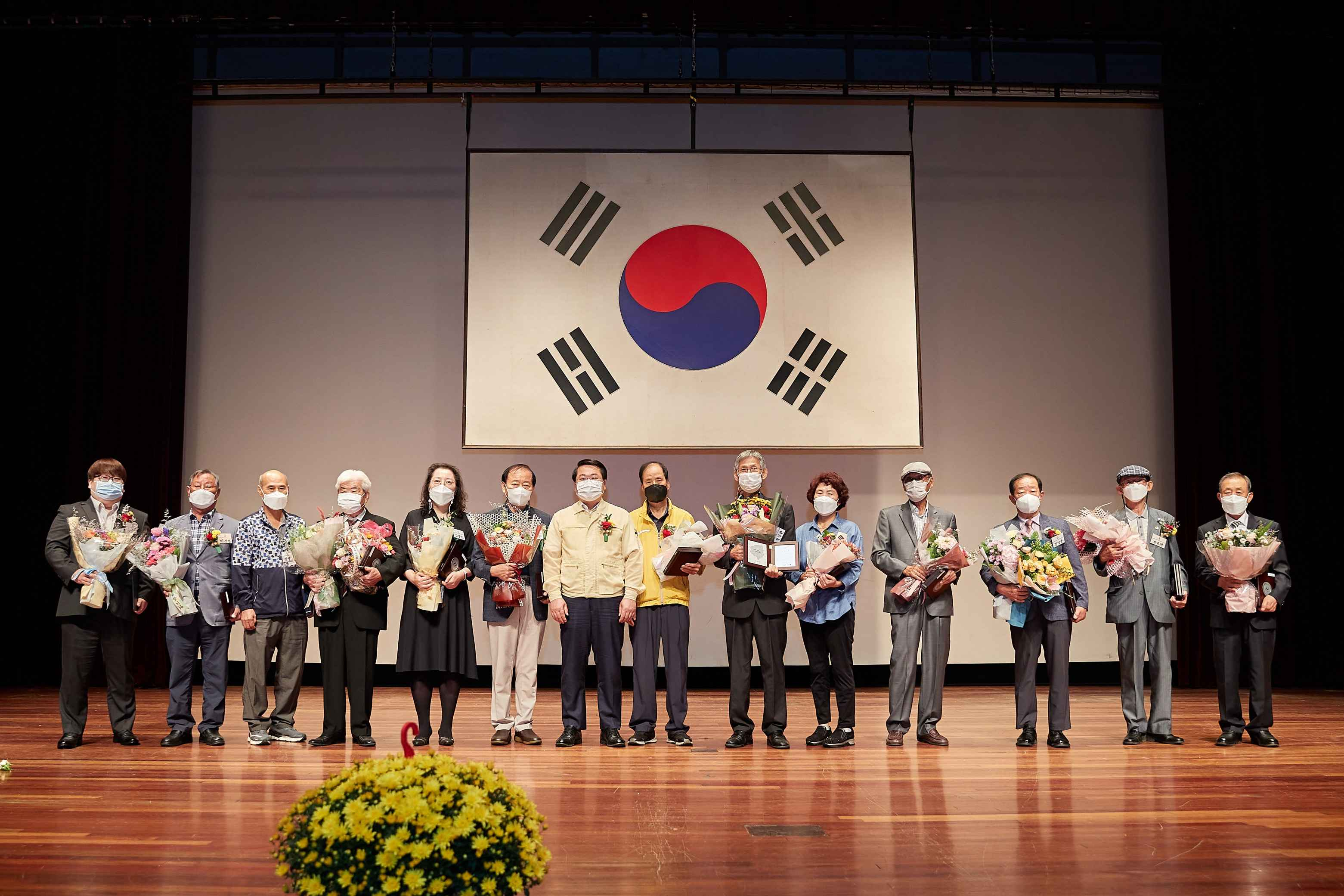 아산시, 제25회 노인의 날 기념행사 개최 관련사진